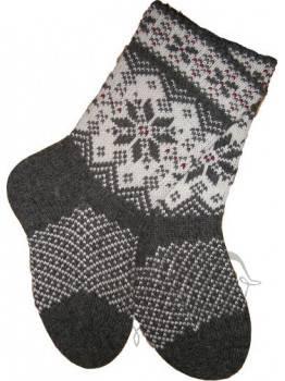 Носки со звездой