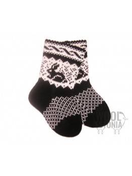 Kid's socks witha rabbit