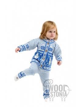 Imikute ja mudilaste püksid tähega