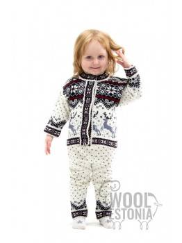 Kinder wollpullover