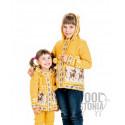 """Kid's jacket """"Bembi"""" with a hood"""