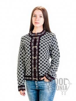 "Woolen jacket ""Kihnu"""