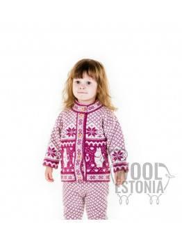 Детский кофта с Муми-троллем