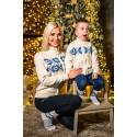 Woolen sweater for children. Merino wool 100%. Soft wool